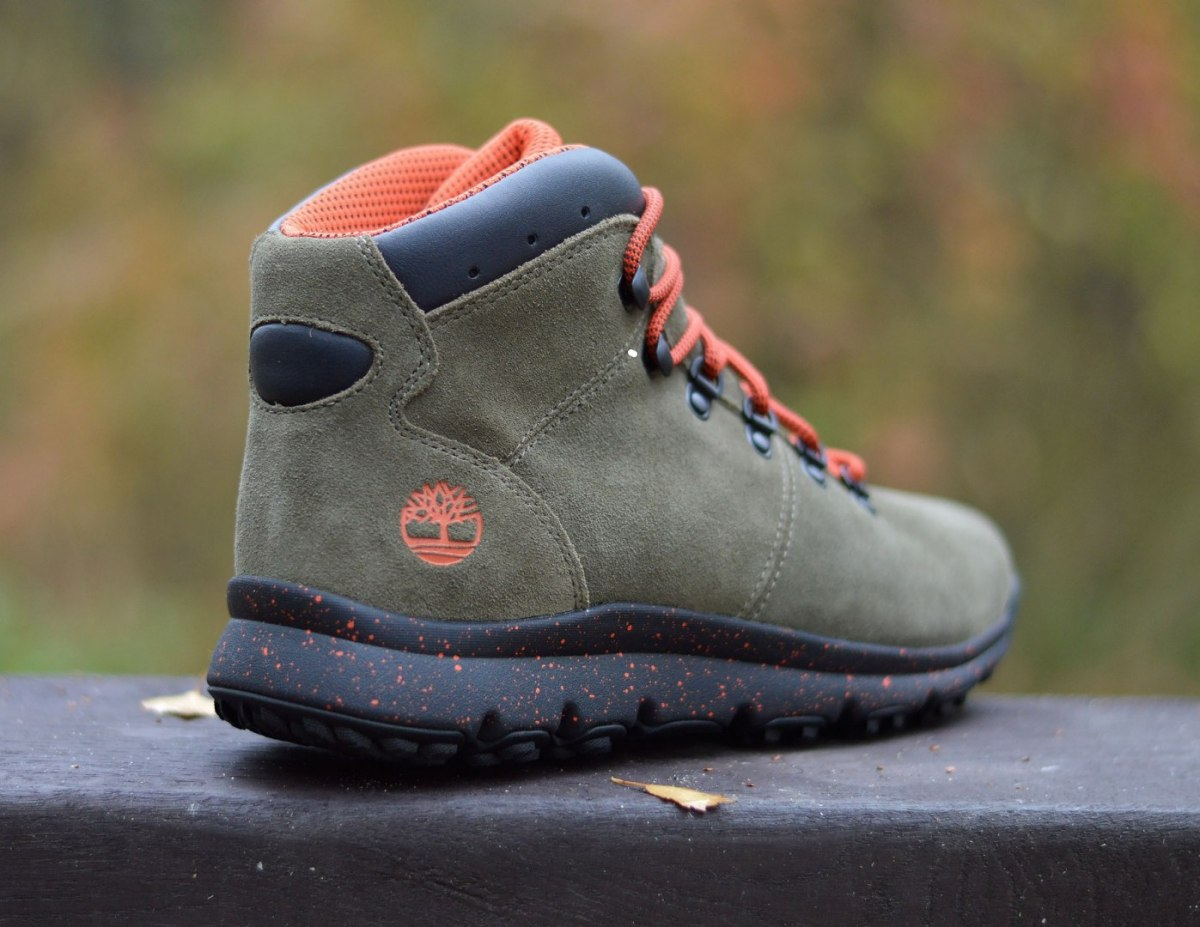 Sur A216k Hiker Hommes Timberland World Détails Chaussures Mid mNvnw80